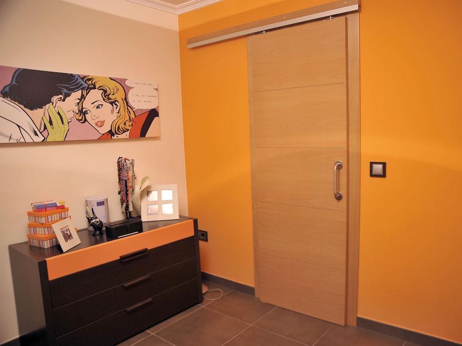 Serranosa madera y creatividad - Guia para puerta corredera ...